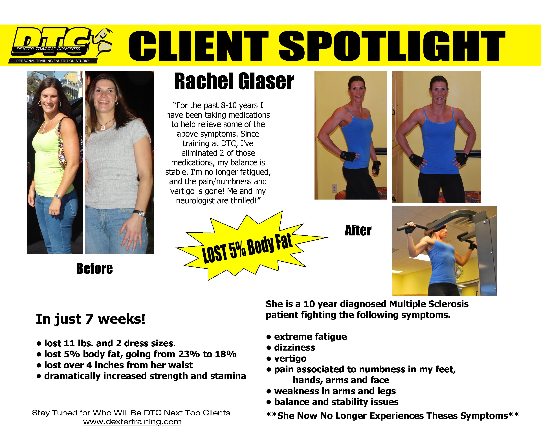spotlight RACHEL