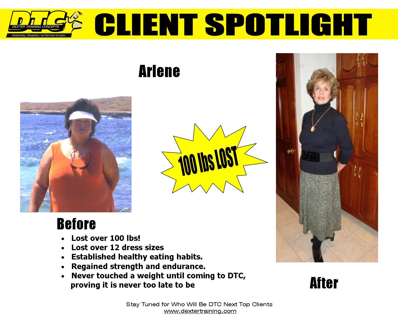 spotlight arlene