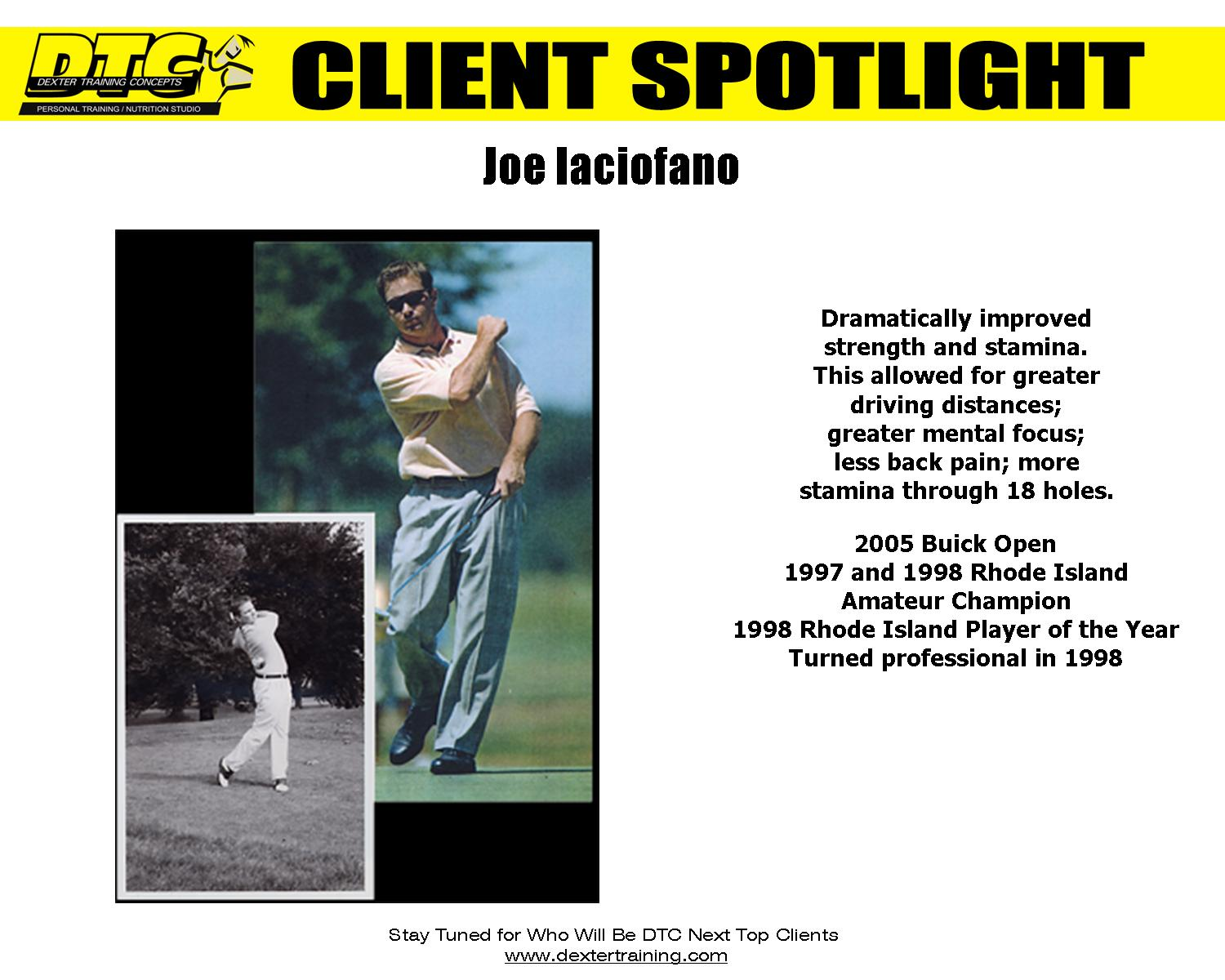 spotlight joe