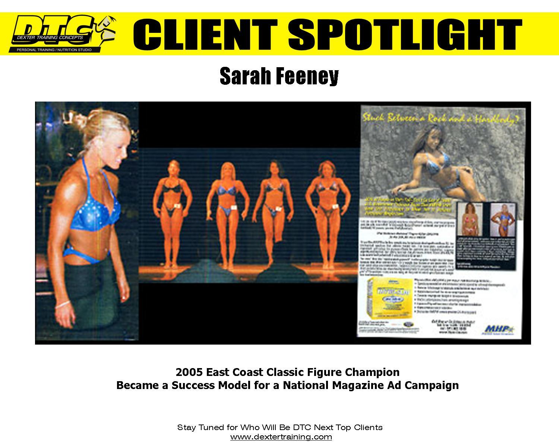 spotlight sarah