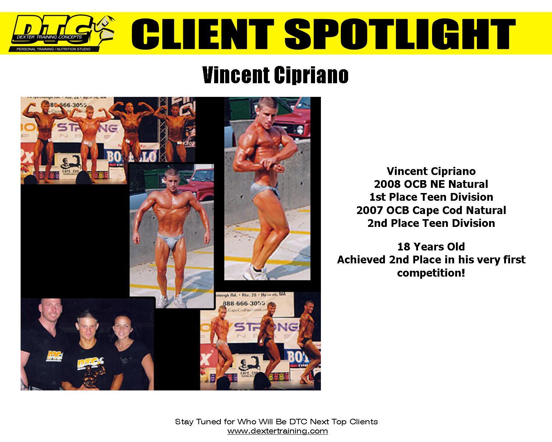spotlight vincent