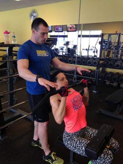 Donna workout1